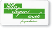 an elegant touch for your business